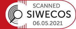 Inspirante Werbeagentur UG SIWECOS Siegel