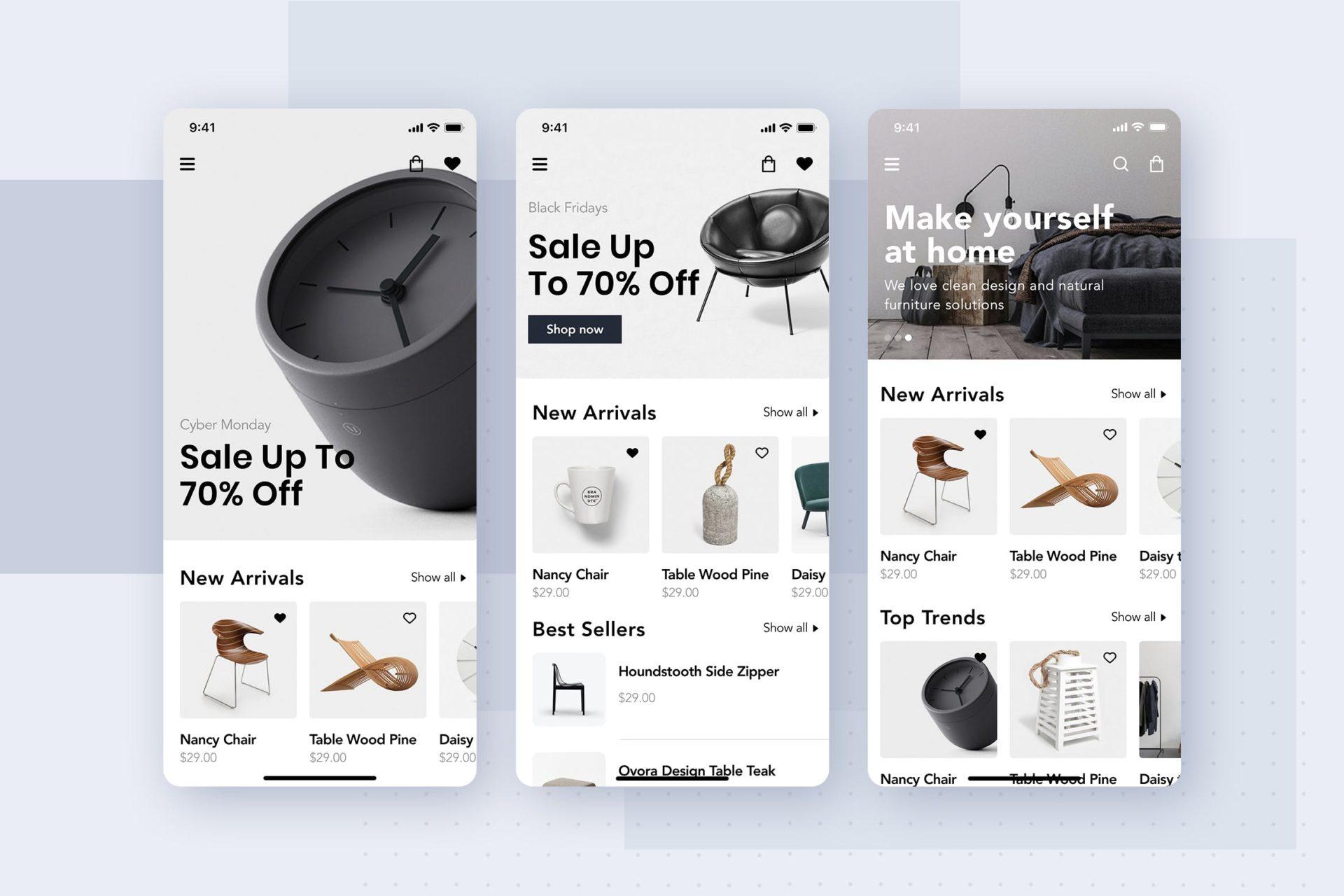 INSPIRANTE Werbeagentur App Entwicklung