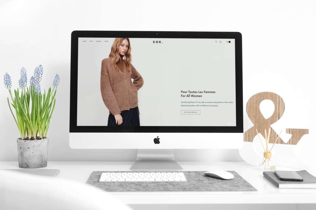 Fashion Onlineshop Inspirante Werbeagentur nbsp  Inspirante Werbeagentur UG